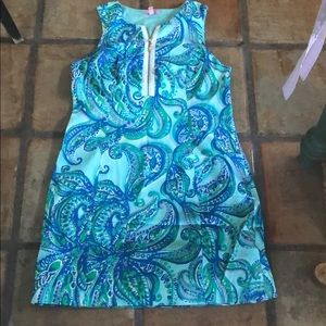 NWT Lully Pulitzer Penelope Shift keep it current
